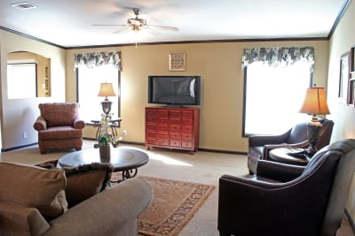 Augusta by Titan Family Direct family room