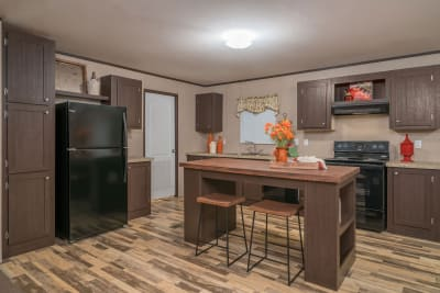 RM2852A by Redman Homes kitchen