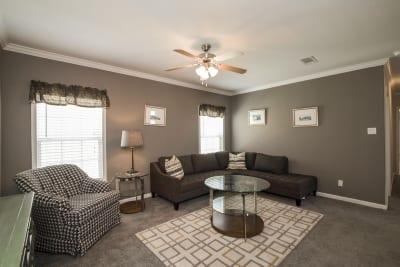 Hillcrest IV family room
