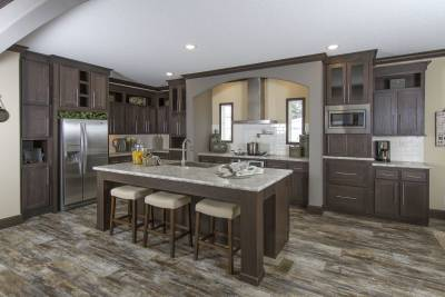 Champion Homes, Lillington, North Carolina - kitchens
