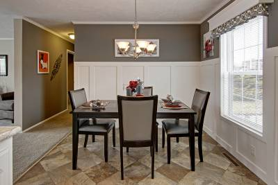 Redman Homes, Ephrata PA, Dining Rooms
