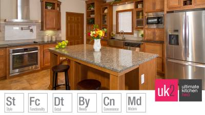 Fortune Homes, designer kitchens
