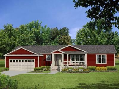 Genesis Homes - Model 4 Exterior