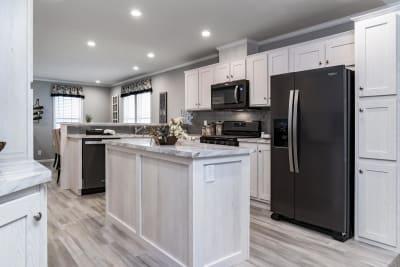 Gold Star 2868 245 kitchen