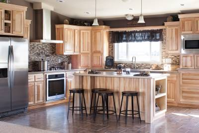 Champion Homes, York NE, Ultimate Kitchen Two
