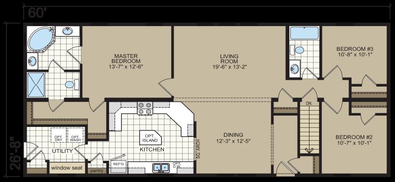 estate-modular-a96076-standard Palmer Manufactured Home Floor Plan on schneider homes floor plans, pardee homes floor plans, taylor homes floor plans, fischer homes floor plans,