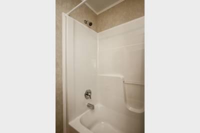 Foundations F66 master bathroom