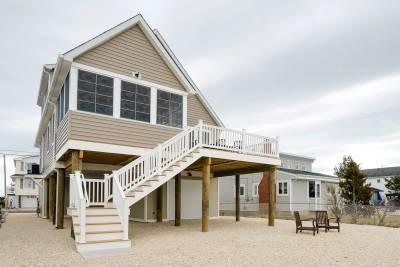 Excel Homes, Boardwalk, back exterior