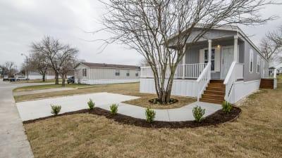 Manufactured Housing Community - Southfork Denton - Denton, TX ... on mobile homes in texas, mobile homes in fort worth, mobile homes in loma linda,