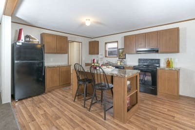 Advantage A35226 by Redman Homes kitchen