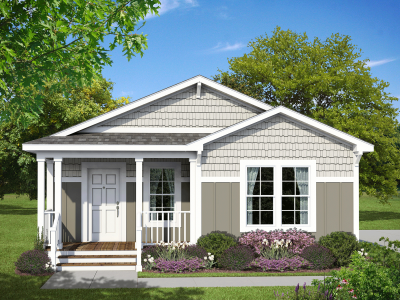 Genesis Homes - Model 7 Better Exterior