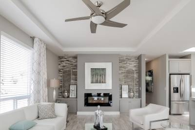 Silvercrest Kingsbrook tray ceiling