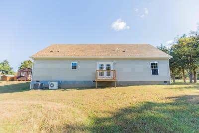 Excel Homes, Crestwood 3A, back exterior