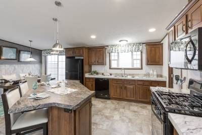 Titan Homes, New York, Kitchens