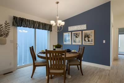 Champion Homes, York NE, Dining Room