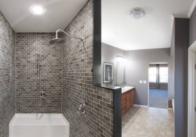 Redman Homes, York, Nebraska, Bathrooms