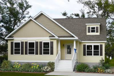 New Era, modular home builders, exterior