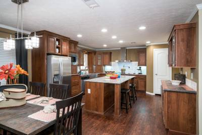 Champion Homes, Dresden TN, kitchens