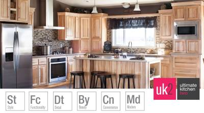 Champion Homes, York, Nebraska, Ultimate Kitchen Two