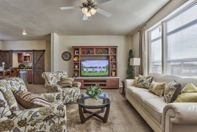 Champion Homes, Chandler, Arizona, Living Rooms