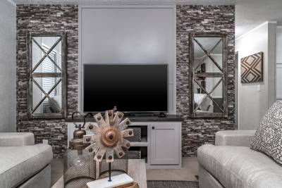 Champion Homes Kentucky Decor Options
