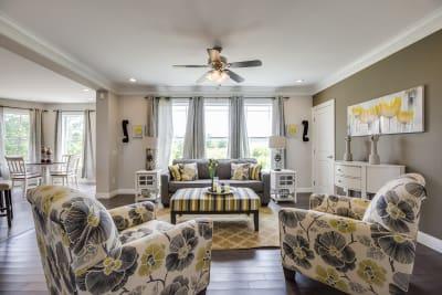 Lewisburg living room