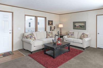 Advantage A35226 by Redman Homes living room