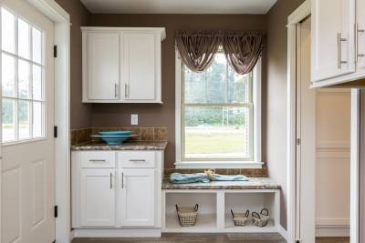 New Era Amherst 3.0 utility room