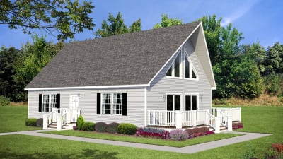 Manufactured home plans available through Superior Homes - Lancaster