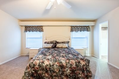 Durango 283 master bedroom