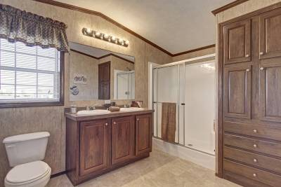 Titan Homes, New York, Bathrooms