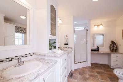 Redman Homes, Ephrata PA, Bathrooms