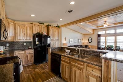 Athens, Texas - Cimarron Classic Kitchen