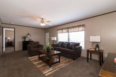 Redman 2856A living room