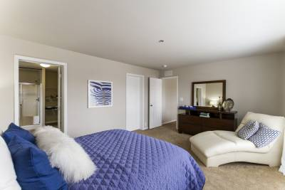 Redman Homes, Lindsay, California, Bedrooms