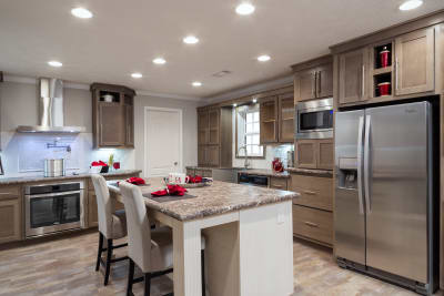 Ultimate Kitchen Two | Champion Homes