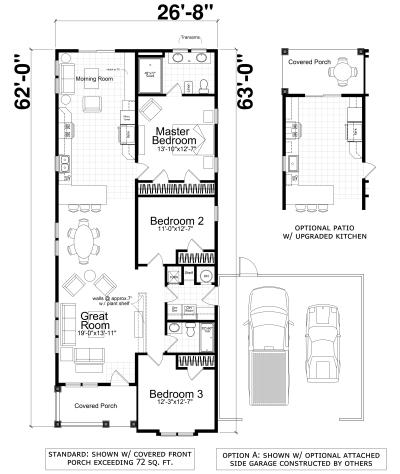 Genesis Homes - Model 8