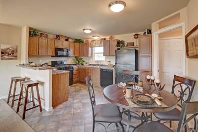 Redman Homes, Lindsay, California, Dining Rooms
