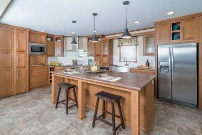 Atlantic Homes, Claysburg, Pennsylvania, Ultimate Kitchen