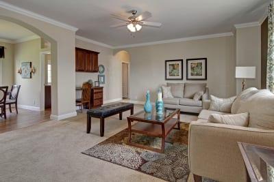 Harnett living room