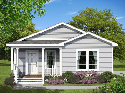 Genesis Homes - Model 7 Good Exterior