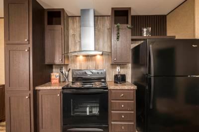 CS 1676D kitchen