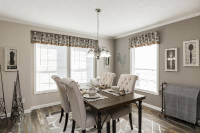 The Brady 760 dining room