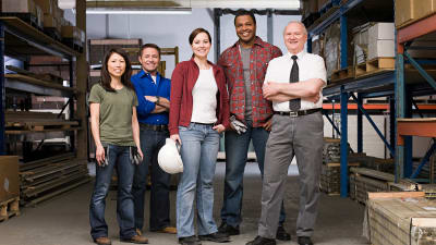 At Champion, we're proud of our workforce. As a member of our team, you'll play a crucial role in our company's continued success.