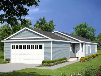 Genesis Homes - Model 6 Good Exterior