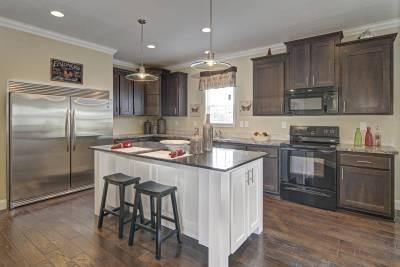 champion Homes, North Carolina, manufactured homes, kitchen