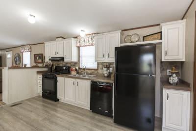 The Wentz 492B kitchen
