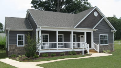 Champion's modular homes offer exceptional architectural options, exterior elevations and interior designs.