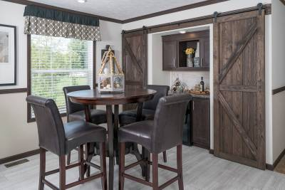champion Homes, North Carolina,South Carolina, Virginia, manufactured, modular homes, dining rooms