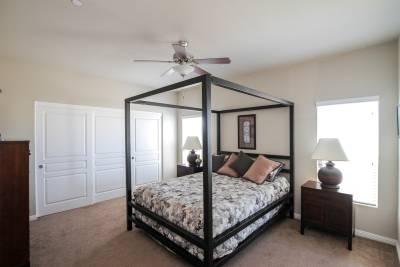 Bradford master bedroom